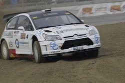 Alessandro Bruschetta, Citroen C4 WRC