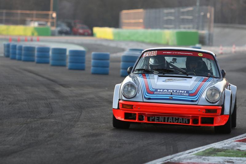 Mirko Acconciaioco, Roberto Brea, Porsche 911 SC