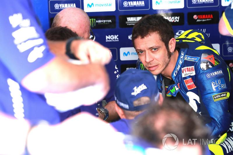 Yamaha. #46 Валентино Росси