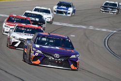 Denny Hamlin, Joe Gibbs Racing, Toyota Camry FedEx Office, Erik Jones, Joe Gibbs Racing, Toyota Camr