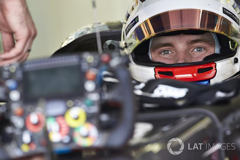 Sergey Sirotkin, pilote d'essais, Sauber