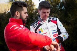 Миикка Анттила и Янне Ферм, Toyota Gazoo Racing WRC