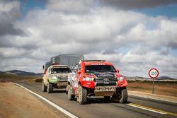 #326 Toyota: Alejandra Miguel Yacopini, Marco Scopinaro