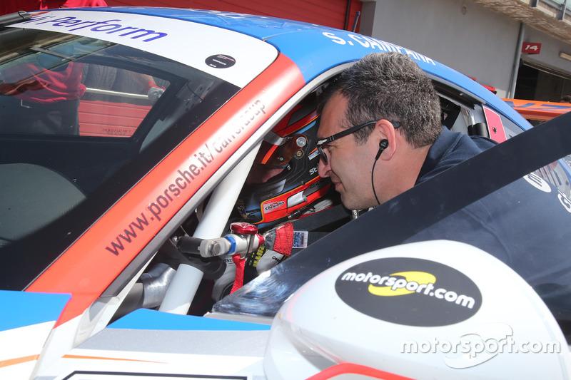 Sergio Campana, Ghinzani Arco Motorsport
