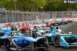 Antonio Felix da Costa, Andretti Formula E Team, Sébastien Buemi, Renault e.Dams