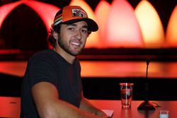 Chase Elliott at 2017 Hooters International Pageant
