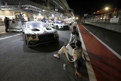 #7 Bentley Team M-Sport Bentley Continental GT3: Jules Gounon