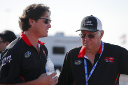 Cory Roper, Roper Racing, Ford F-150 Preferred Industrial Contractors, Inc. and his dad Kenny