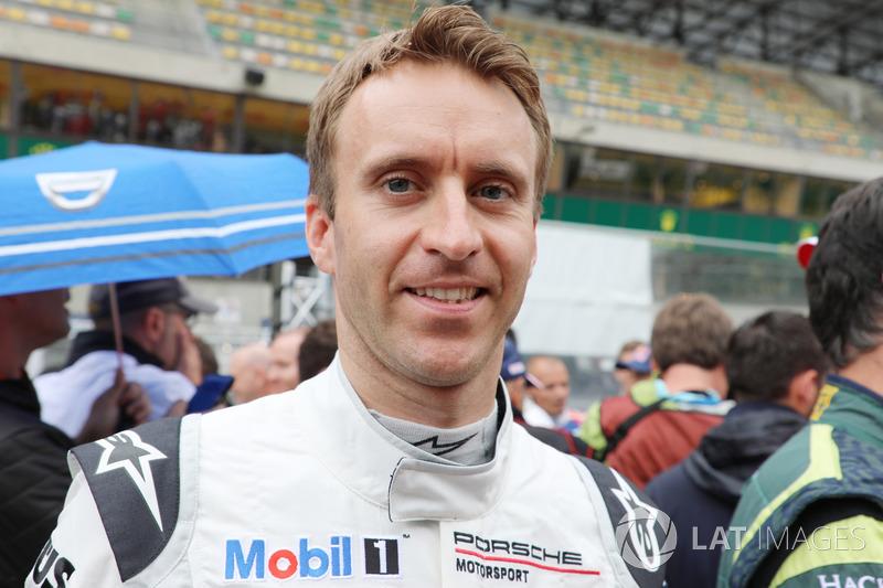 Timo Bernhard, GT Porsche Team