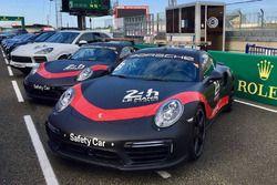 Porsche Le Mans safety cars