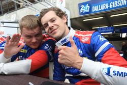 #35 SMP Racing Dallara P217 Gibson: Viktor Shaytar, Harrison Newey