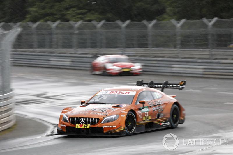 7. Lucas Auer, Mercedes-AMG Team HWA, Mercedes-AMG C63 DTM
