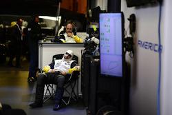 #64 Corvette Racing Chevrolet Corvette C7.R: Oliver Gavin, Tommy Milner, Marcel Fassler, crew sleePin