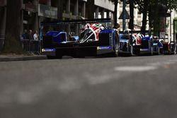 Автомобили команды SMP Racing