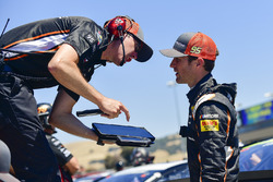 Kasey Kahne, Leavine Family Racing, Chevrolet Camaro Procore, Jon Leonard