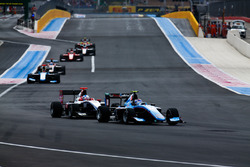 Juan Manuel Correa, Jenzer Motorsport et Ryan Tveter, Trident