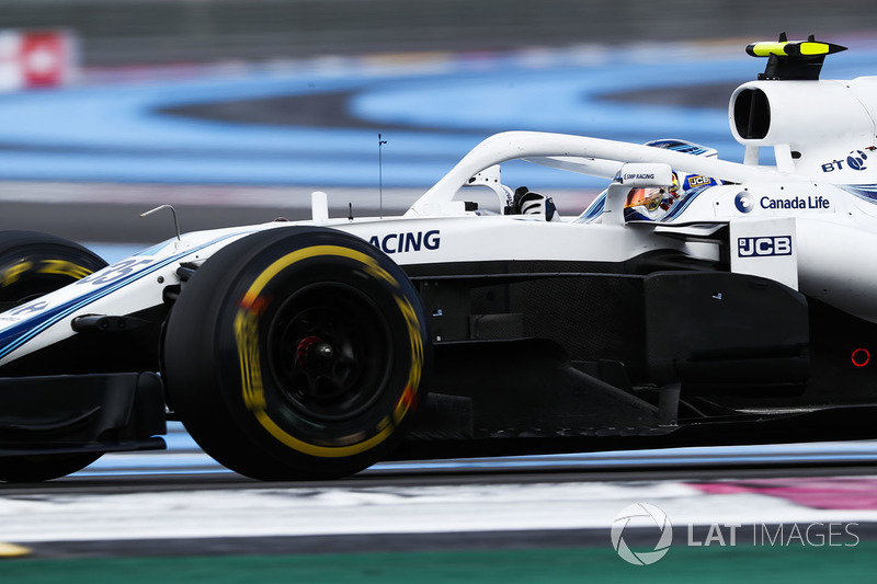 15e : Sergey Sirotkin (Williams)
