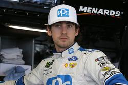 Ryan Blaney, Team Penske, Ford Fusion PPG