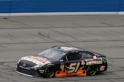 Timmy Hill, Rick Ware Racing, Toyota Camry Bubba Burgers