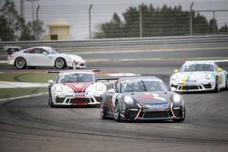 الفيصل الزُبير، السباق الأول من جولة البحرين في تحدي كأس بورشه جي تي 3 الشرق الأوسط