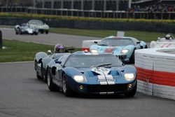 Gurney Cup Christopher Wilson Ford GT40