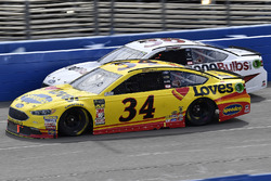 Michael McDowell, Front Row Motorsports, Ford Fusion Love's Travel Stops, David Ragan, Front Row Mot