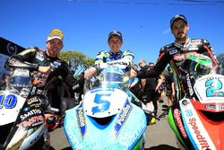 Peter Hickman, Dean Harrison, James Hillier