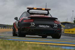 Safety-Car: Porsche