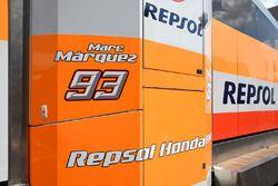 Startnummer 93: Marc Marquez, Repsol Honda Team