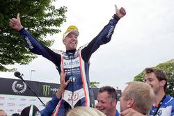 Winner Peter Hickman
