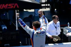 #46 Team TGM, Mercedes-AMG, GS: Hugh Plumb
