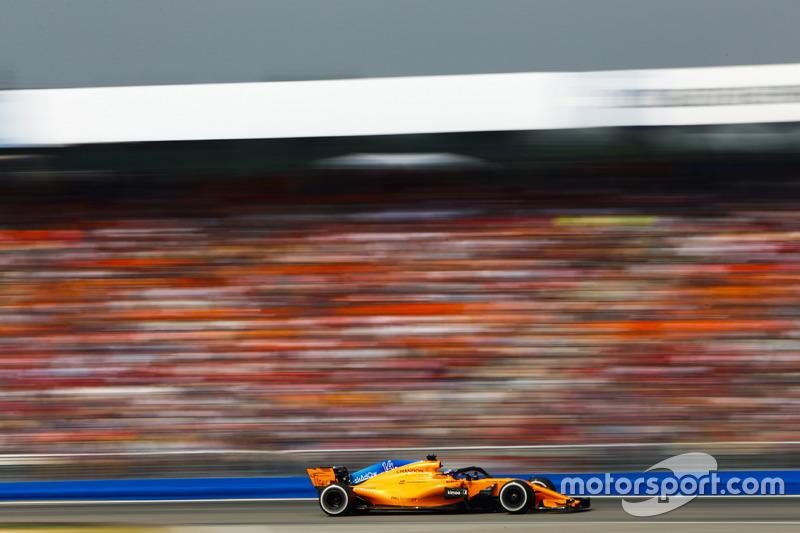 Алонсо и McLaren совершают тактический провал