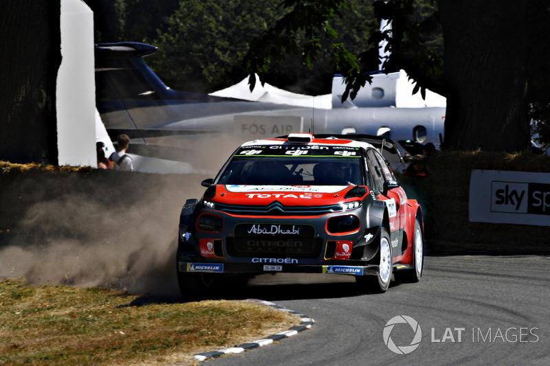 Mads Ostberg, Citroen C3 WRC
