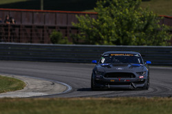 #15 Multimatic Motorsports, Ford Mustang GT4, GS: Scott Maxwell, Chase Briscoe