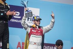 Daniel Abt, Audi Sport ABT Schaeffler, tercero