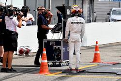 Lewis Hamilton, Mercedes-AMG F1 na zijn panne