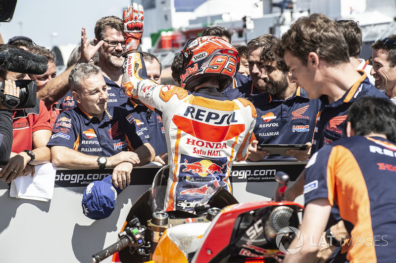 #9 GP de Alemania - Pole: Marc Márquez
