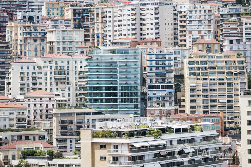 Edificios en Mónaco