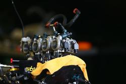 Corpo dell'acceleratore della Kawasaki ZX6R