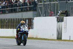 Race winner Sandro Cortese, Kallio Racing