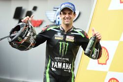 Podio: il terzo classificato Johann Zarco, Monster Yamaha Tech 3