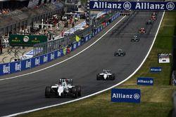 Felipe Massa, Williams FW36 aan de leiding
