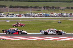 Juan Martin Bruno, Coiro Dole Racing Dodge, Jose Savino, Savino Sport Ford