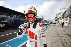 #8 Audi Sport Team WRT Audi R8 LMS: Robin Frijns