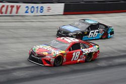 Kyle Busch, Joe Gibbs Racing, Toyota Camry Skittles, Chad Finchum, Motorsports Business Management,