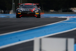 #43 Strakka Racing, Mercedes-AMG GT3: Maximilian Buhk, Maximilian Götz, Chris Buncombe, Rick Parfitt Jr., Christian Vietoris