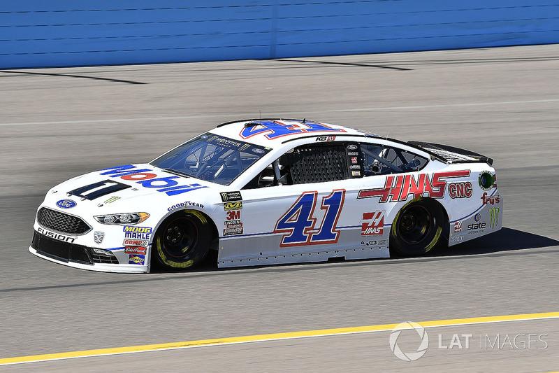 Kurt Busch, Stewart-Haas Racing, Ford Fusion Mobil 1/Haas Automation