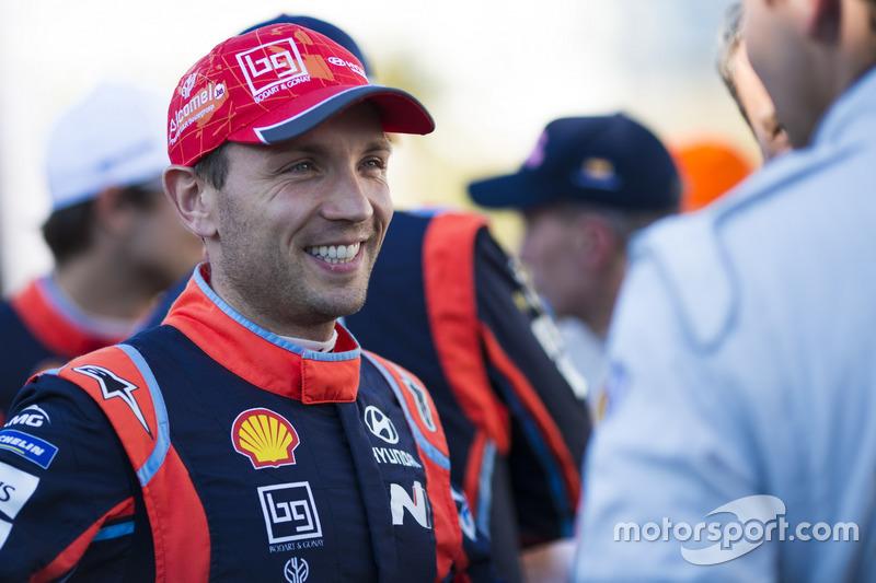 Nicolas Gilsoul, Hyundai Motorsport Hyundai i20 Coupe WRC