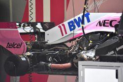Force India VJM11, dettaglio del motore