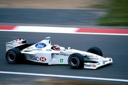Johnny Herbert, Stewart SF3
